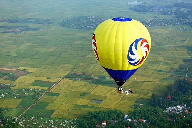 Hot Air Balloon Festival in Hue 2019 is Coming Soon!