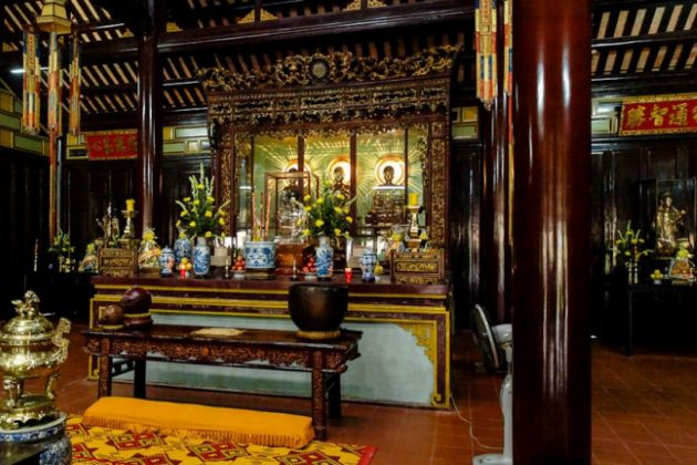 thien mu pagoda best time to visit