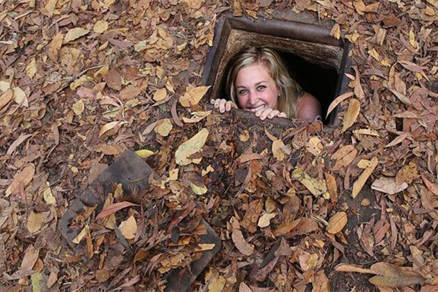 Cu Chi Tunnels Travel Guide