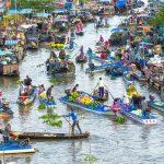 Cai Rang Floating Market Vietnam Tour