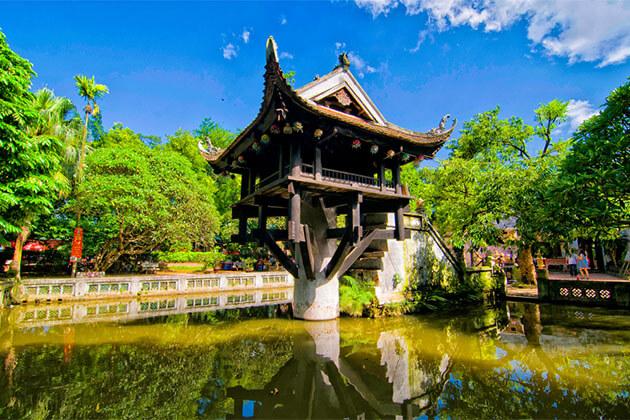 Hanoi City Tour of Vietnam 14 Day Luxury Tour Package