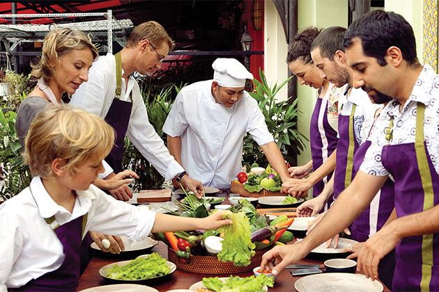 Luxury Vietnam Tour Hoi An Cooking Class