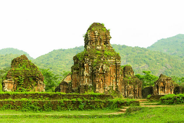 Cham Ruins of My Son