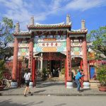 Chinese temples in Hoi An Vietnam Cambodia Tour