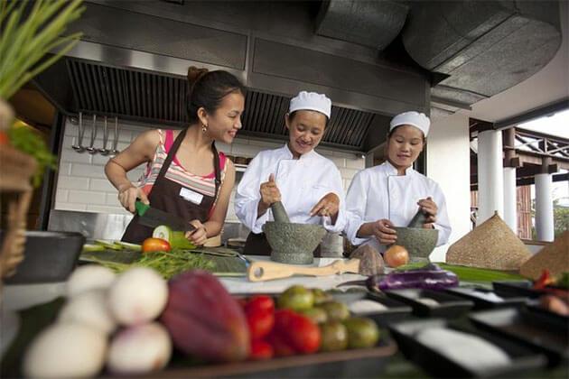Cooking Class in Luang Prabang Laos Tour