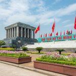 Ho Chi Minh Complex in Vietnam Cambodia Tour
