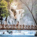 Kuang Si Waterfall Laos Tour