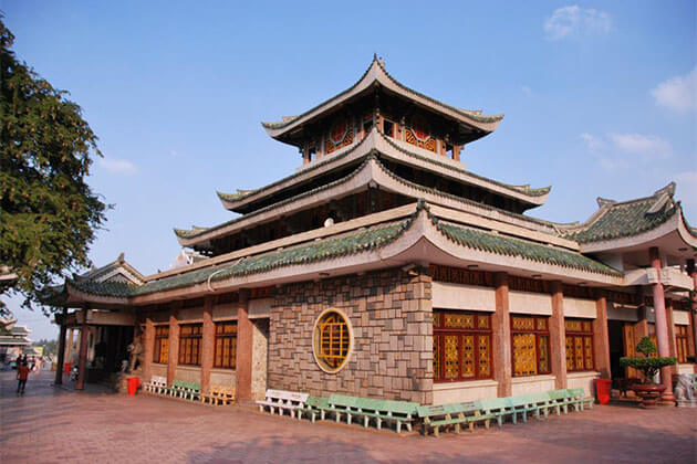 Temple of Lady Chua Su