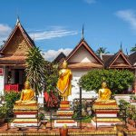 Wat Mai Tour in Laos