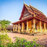 Wat Sisaket Laos Tour