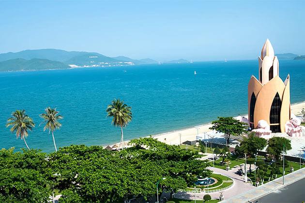 Stunning Nha Trang Beach Central Vietnam
