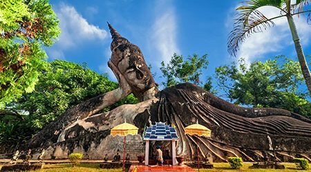 Full-Day Vientiane – Nam Ngum Lake Tour