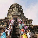 Sunrise at Angkor Wat Cambodia Tour