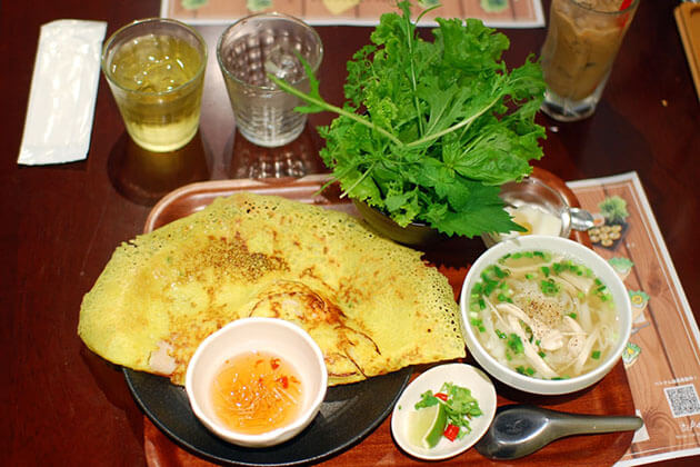 Banh Xeo Saigon in Multi Countries Southeast Asia Tour