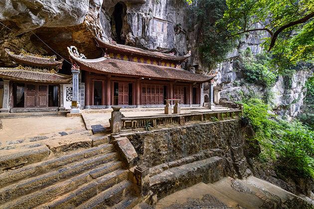 Bich Dong Pagoda Vietnam Family Tour