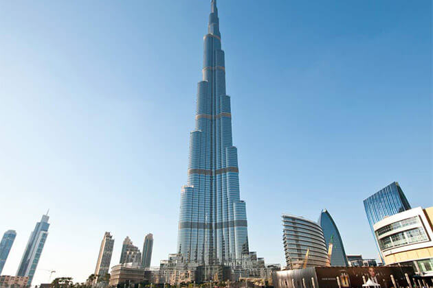 Burj Khalifa top 15 tallest building in the worldBurj Khalifa top 15 tallest building in the world