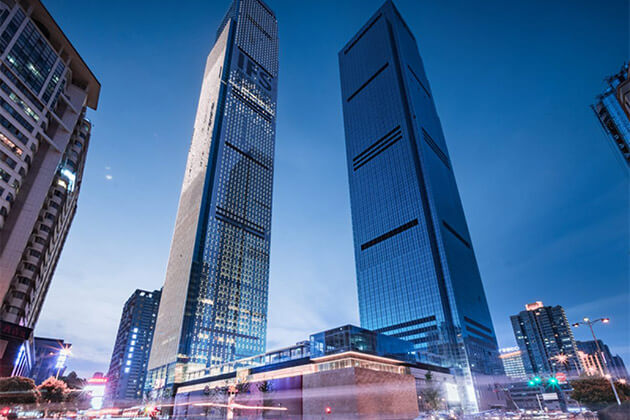 Changsha IFS Tower T1