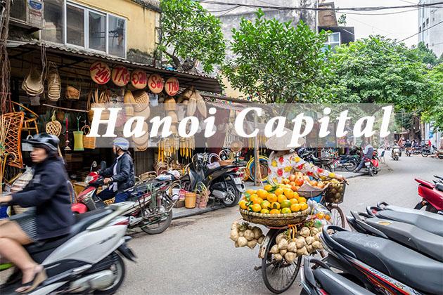 Hanoi Vietnam Tour