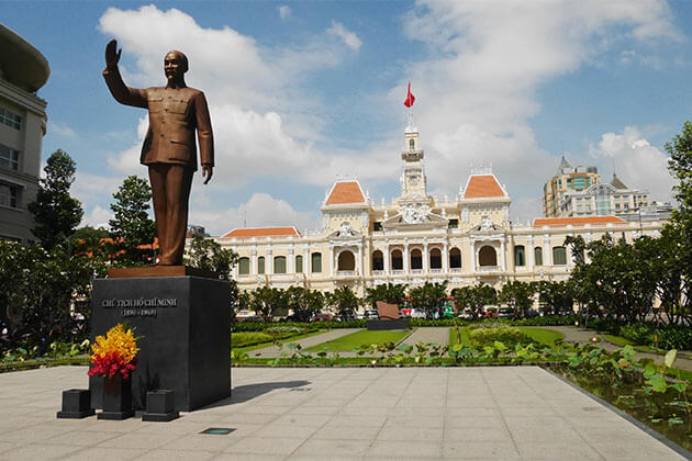Ho Chi Minh City Vietnam Holiday