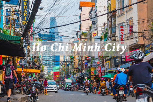 Wonderful Vietnam Tour in Ho Chi Minh City