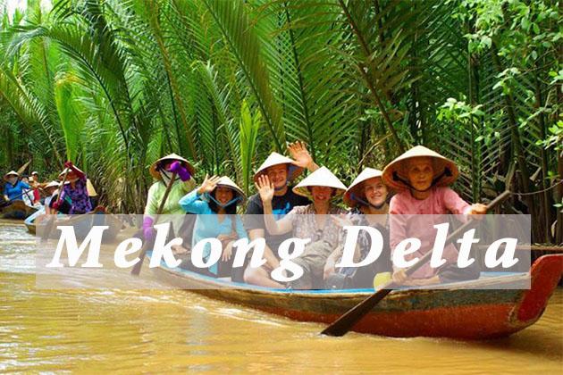 Mekong Delta in Vietnam Tour
