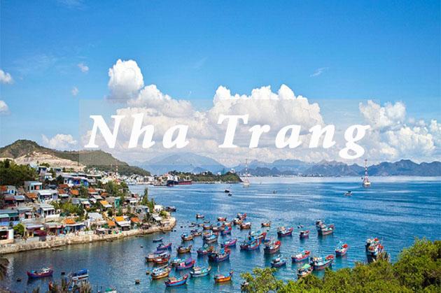 Nha Trang Holiday in Vietnam