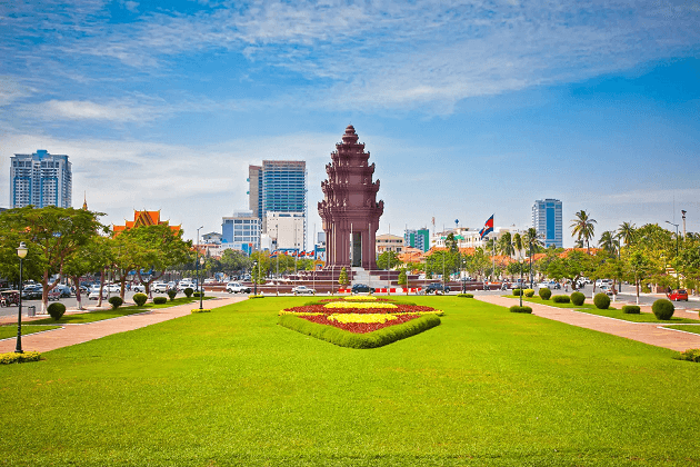 Phnom Penh in Multi Country Southeast Asia Tour