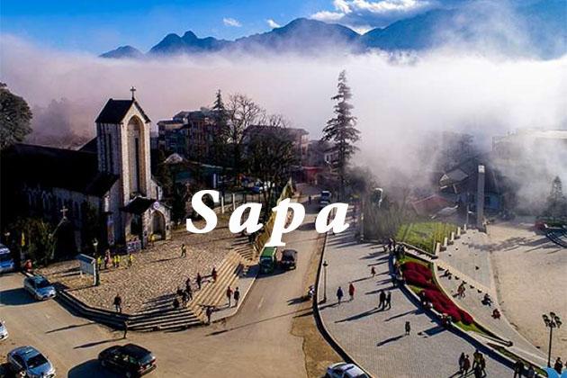 Sapa in Vietnam Tour