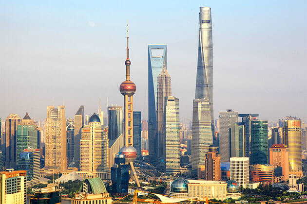 Shanghai Tower top tallest buildings in the world