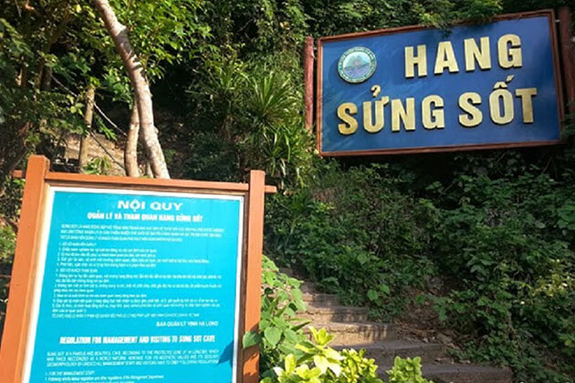 Sung Sot Cave Halong Bay Tour