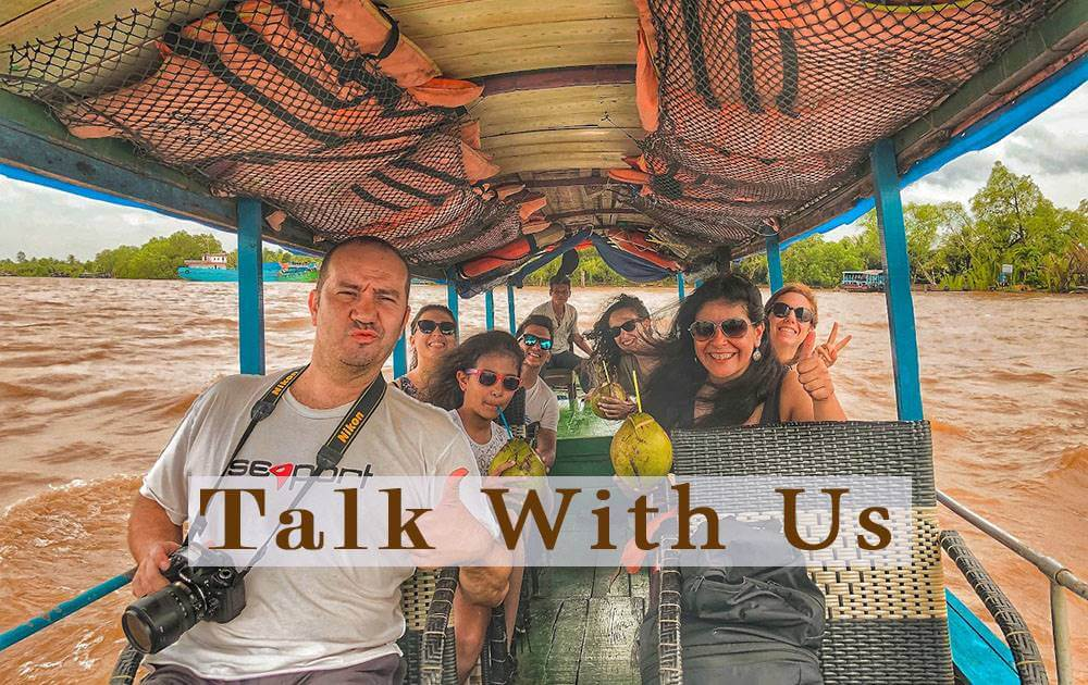 Talk With Us Vietnam Local Tour Company
