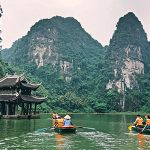 Tam Coc in Vietnam Family Tour Package