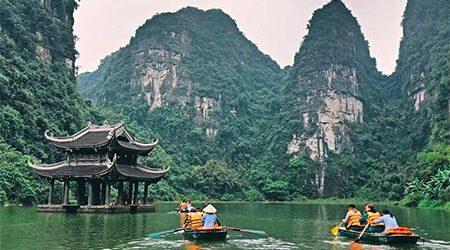 Tam Coc in Vietnam vietnam tour operators