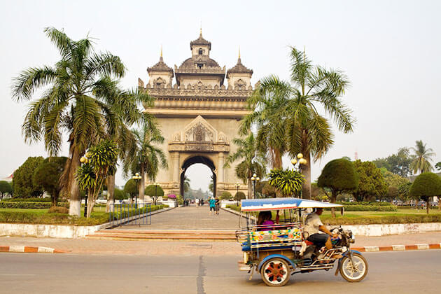 Vientiane Things to See in Laos Tour