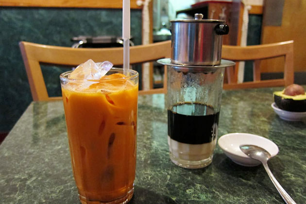 Vietnamese Coffee must try in Multi country tour