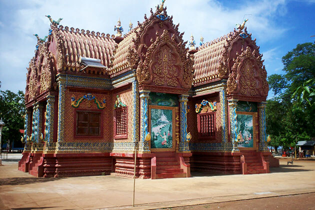 pre-Angkorian Temple of Wat Hanchey