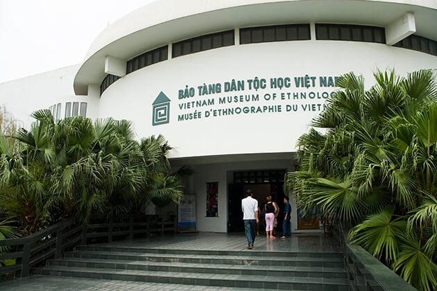 Vietnam Museum of Ethnology in Hanoi Tour