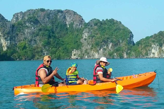 travel with confident with viet vision travel